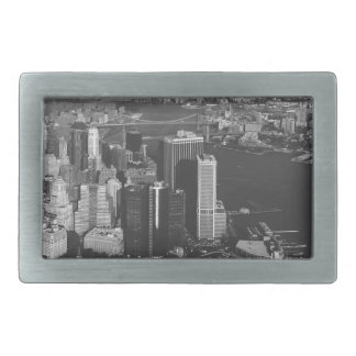 Manhattan Rectangular Belt Buckle