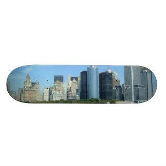 Manhattan Sky Line Skate Boards