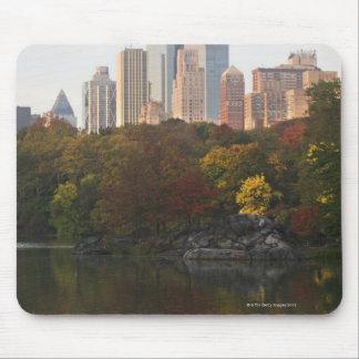 Manhattan Skyline 2 Mouse Pad