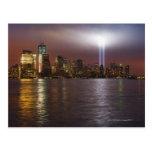Manhattan Skyline 2 Postcards