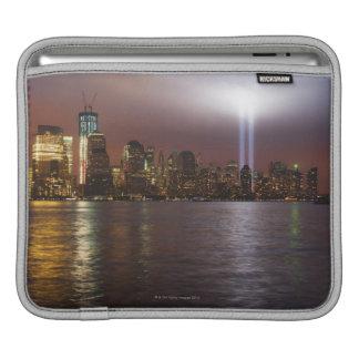 Manhattan Skyline 2 Sleeve For iPads
