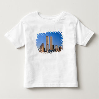 Manhattan Skyline and Hudson River, New York, 2 Toddler T-shirt