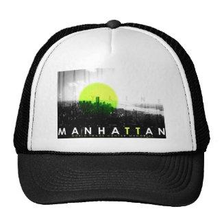 Manhattan Skyline Gorra