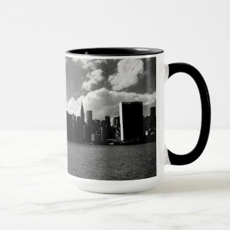 Manhattan Skyline Mug