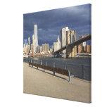 Manhattan skyline, New York City Canvas Print