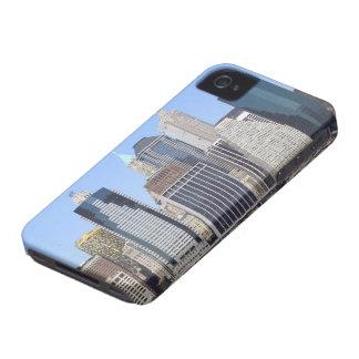 Manhattan Skyline , New York City iPhone 4 Cover