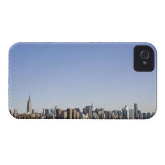 Manhattan Skyline New York City NY USA Case-Mate iPhone 4 Case
