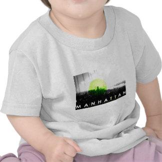 Manhattan Skyline Tshirts