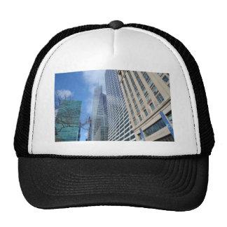 Manhattan Skyscrapers Hats