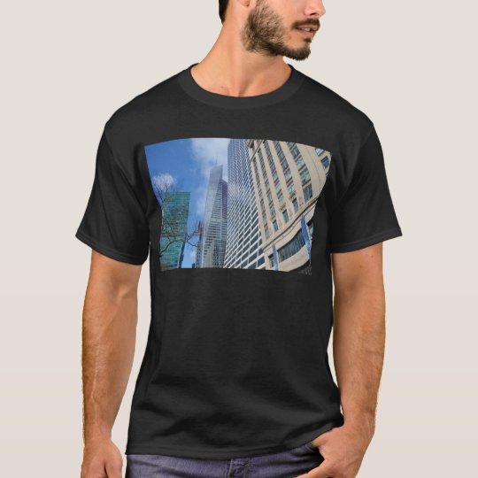 Manhattan Skyscrapers T-Shirt