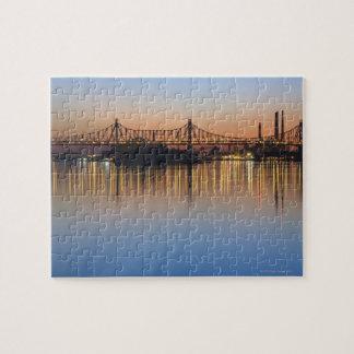 Manhattan sobre el East River. Puzzle