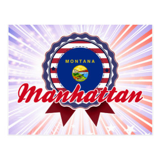 Manhattan, TA Tarjeta Postal