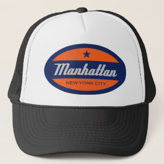 *Manhattan Trucker Hat
