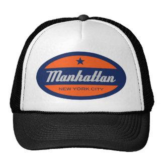 *Manhattan Trucker Hat