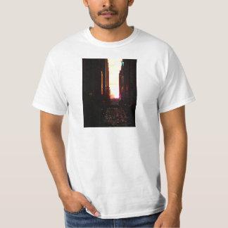 Manhattanhenge Sunset New York City T-Shirt