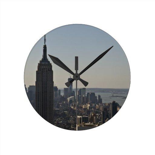 Manhattansouth.jpg Wall Clocks