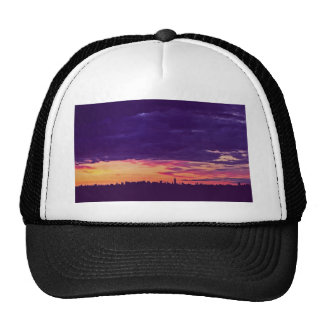 Manhatten Morn Mesh Hat