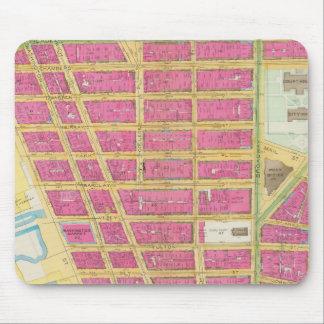 Manhatten New York 11 Mousepads