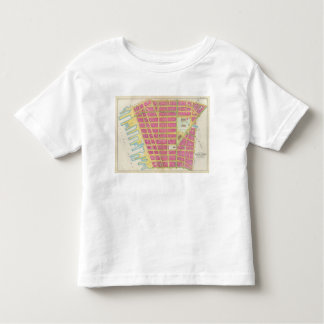 Manhatten, New York 11 Toddler T-shirt