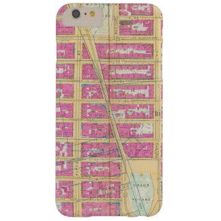 Manhatten, New York 12 Barely There iPhone 6 Plus Case