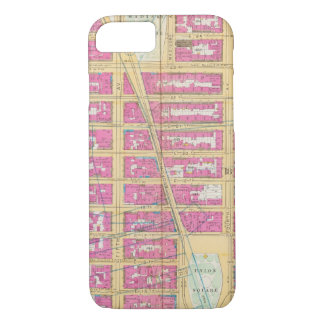 Manhatten, New York 12 iPhone 7 Case