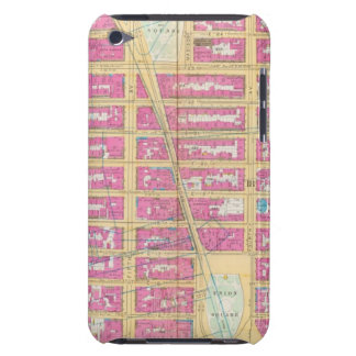 Manhatten, New York 12 iPod Touch Cover