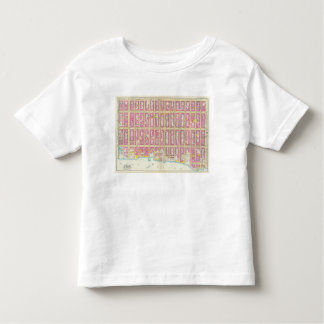 Manhatten, New York 12 Toddler T-shirt