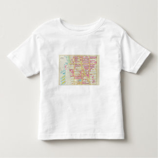 Manhatten, New York 13 Toddler T-shirt