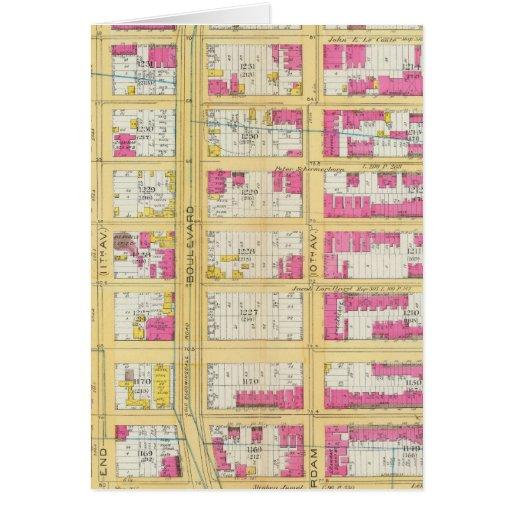 Manhatten, New York 2 Card