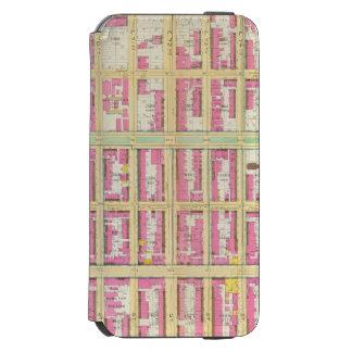 Manhatten, New York 3 iPhone 6/6s Wallet Case