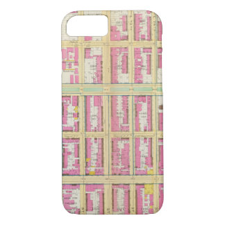 Manhatten, New York 3 iPhone 7 Case