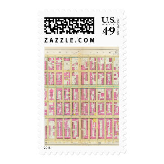 Manhatten, New York 3 Postage Stamps