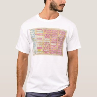 Manhatten, New York 4 T-Shirt
