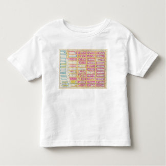 Manhatten, New York 4 Toddler T-shirt