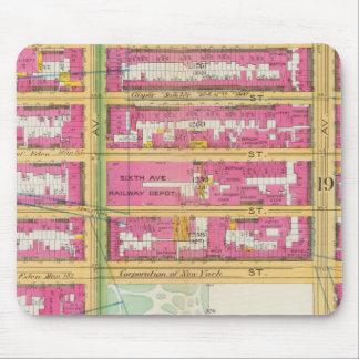 Manhatten New York 6 Mouse Pads