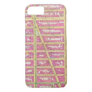 Manhatten, New York 7 iPhone 7 Case