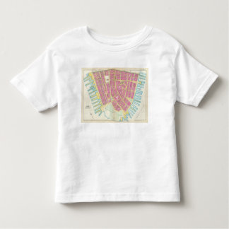 Manhatten, New York 8 Toddler T-shirt