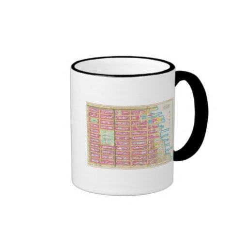 Manhatten, New York Mug
