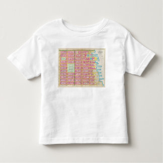 Manhatten, New York Toddler T-shirt