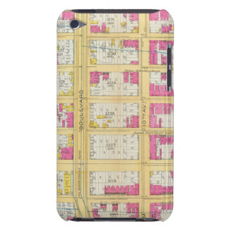 Manhen, New York 2 iPod Touch Cover