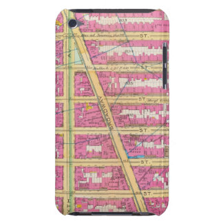 Manhen, New York 7 Case-Mate iPod Touch Case
