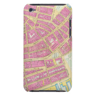 Manhen, New York 8 iPod Touch Case-Mate Case