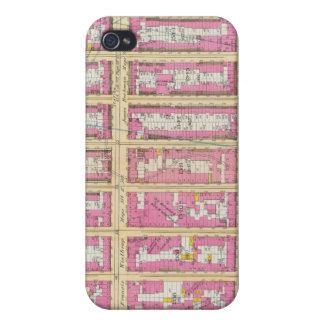 Manhen, Nueva York 12 iPhone 4 Carcasa