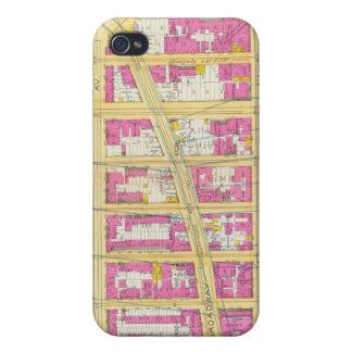 Manhen, Nueva York 18 iPhone 4/4S Fundas