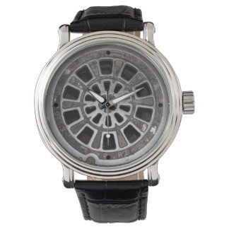 Manhole Cover 1 Watch