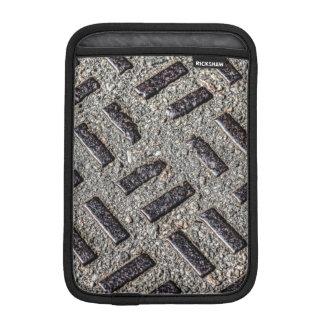 Manhole Cover iPad Mini Sleeve