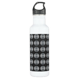 Manhole Covers NYC Water Bottle