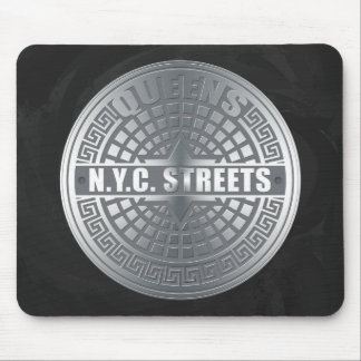 Manhole Covers Queens Mouse Pad