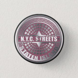 Manhole Covers Staten Island Button