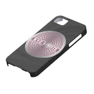 Manhole CoversNYC iPhone 5 Cases